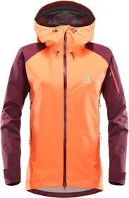 Mountain Equipment Saltoro Jacket Women skyglowcosmos